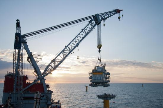 Decommissioning offshore