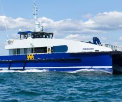 25m offshore wind farm support vessel